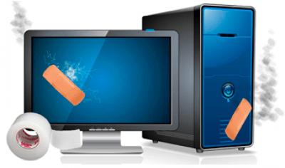 Компьютерная помощь • Настройка windows • Ремонт компьютеров